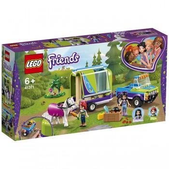Lego Friends 41371 Трейлер для лошадки Мии