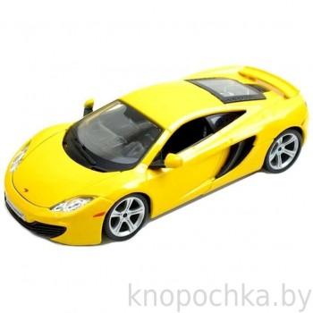 Модель автомобиля McLaren MP4 12C 1:24 Bburago 18-21074
