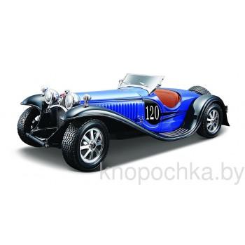 Сборная модель Bugatti Type 55 (1932) Bburago 1:24