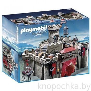 Рыцари: Замок Рыцарей Ястреба Playmobil 6001