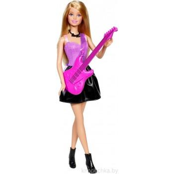 Кукла Barbie Кем быть Рок-звезда