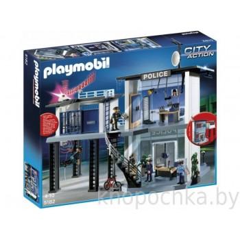 Полиция: Полицейский участок Playmobil 5182