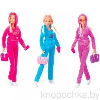 Кукла Штеффи в спортивном костюме (в ассортименте)