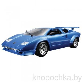 Коллекционная машинка Lamborghini Countach 5000 Bburago 1:24