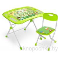 Детский столик и стульчик Ника NKP1/2 Первоклашка