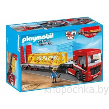 Playmobil 5467 Стройка: Большой грузовик