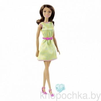 Кукла Barbie Модная одежда DGX63 (дефект упаковки)