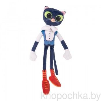 Мягкая игрушка Кот Ученый озвученный, 32 см