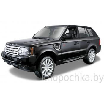 Модель автомобиля Range Rover Sport 1:18 Bburago 18-12069