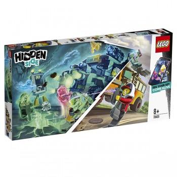 Lego Hidden Side 70423 Автобус охотников