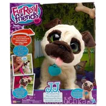 Игривый щенок Джей-Джей FurReal Friends B0449