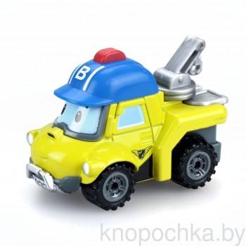 Металлическая машинка Робокар Поли 83306 Баки, 6 см