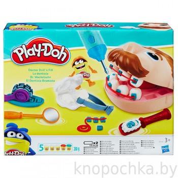 Мистер зубастик Play Doh (оригинал Hasbro)