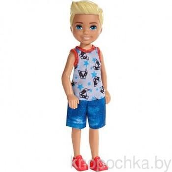 Кукла Челси мальчик блондин Barbie FXG80