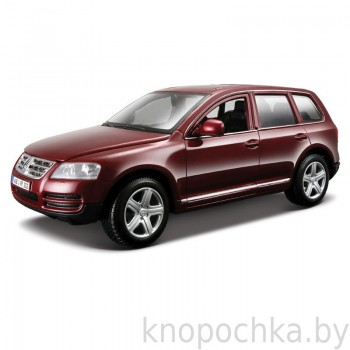 Модель автомобиля VW Touareg 1:24
