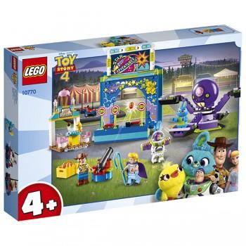 Lego Toy Story 10770 Парк аттракционов Базза и Вуди