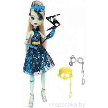 Кукла Monster High Фрэнки Штейн Добро пожаловать в Школу Монстров