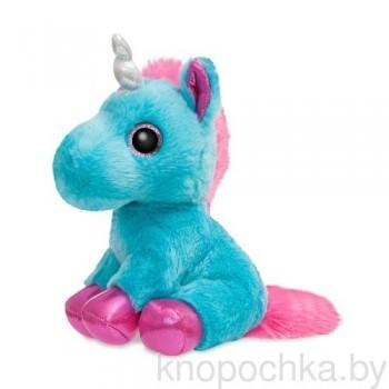Мягкая игрушка Aurora Единорог лунный, 18 см