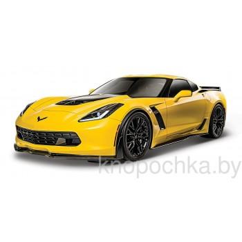 Сборная модель автомобиля Chevrolet Corvette Z06 1:24 Maisto 39246