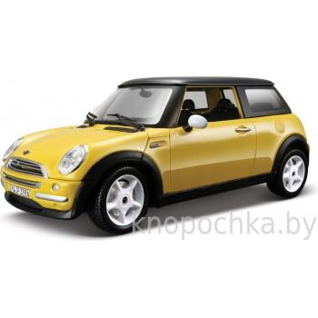 Сборная модель авто Mini Cooper 2001 1:24
