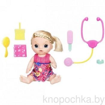 Кукла Baby Alive Малышка у врача Hasbro