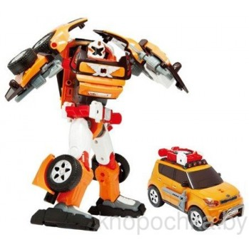 Робот-трансформер Тобот Приключения X 301031