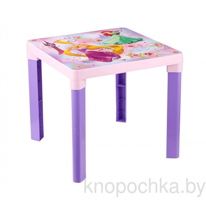 Столик для детей Дисней