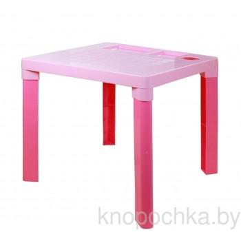 Столик для детей розовый М2466