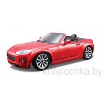 Сборная модель автомобиля Mazda MX-5 Miata (2007) 1:24