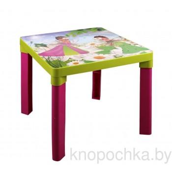 Пластиковый детский столик Фея