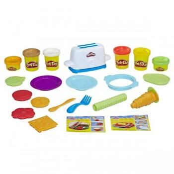 Набор пластилина Play Doh Тостер E0039