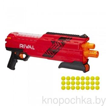 Бластер Райвал Атлас Nerf B3857 (красный)
