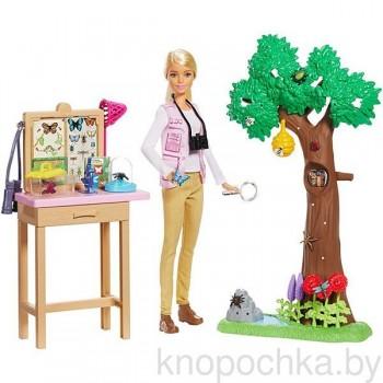 Кукла Барби Кем быть Nat Geo Исследователь бабочек