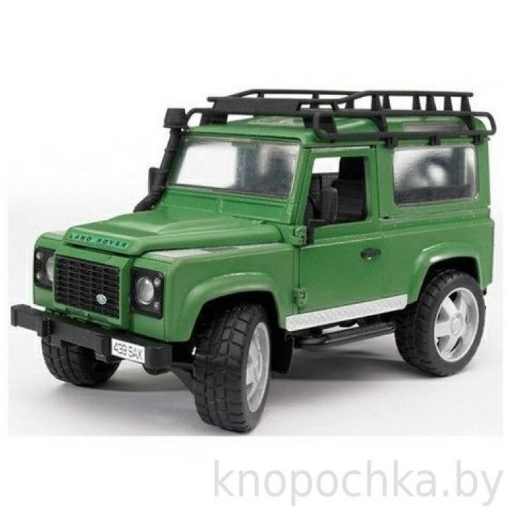Внедорожник Land Rover Defender Bruder (Брудер) 02590