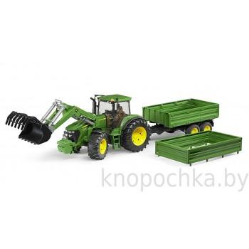 Игрушка Брудер Трактор John Deere 7930 Bruder 03055