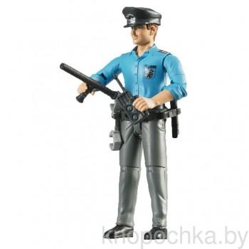 Фигурка полицейского Брудер 60050