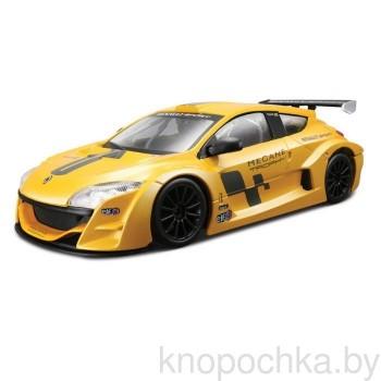 Сборная модель Renault Megane Trophy Bburago 1:24