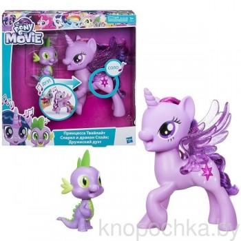 Поющая Твайлайт и Спайк My Little Pony