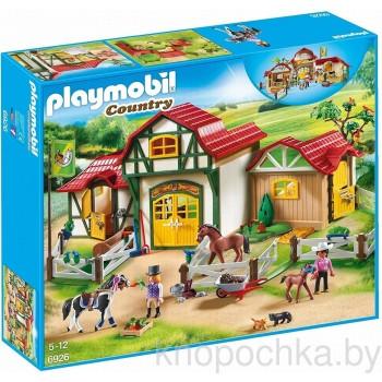 Лошадиная ферма Playmobil 6926