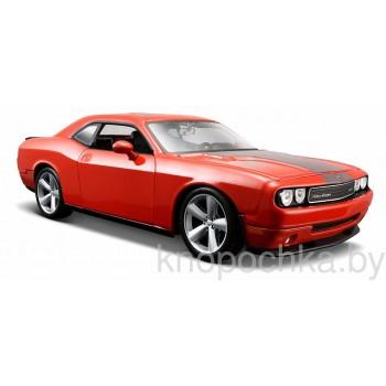 Коллекционная машинка Dodge Challenger SRT8 1:24 Maisto 31280
