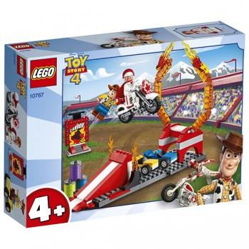 Lego Toy Story 10767 Трюковое шоу Дюка Бубумса