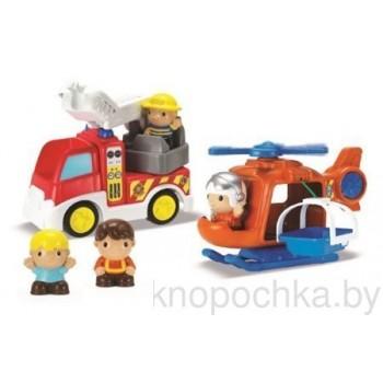 Игровой набор Спасатели Keenway 32824