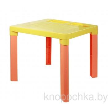 Столик для детей желтый М2465
