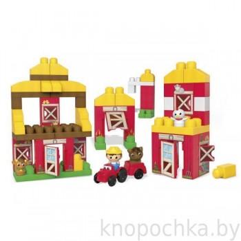 Игровой набор Веселая ферма Mega Bloks