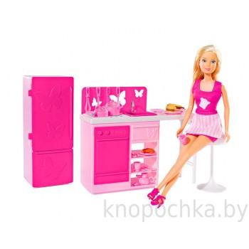 Кукла Штеффи на кухне Simba