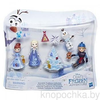 Набор маленьких кукол Холодное сердце C1921