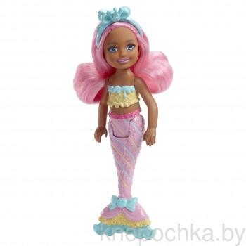 Кукла Челси Русалочка Barbie FKN04