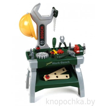 Верстак с инструментами BOSCH JUNIOR Klein 8604