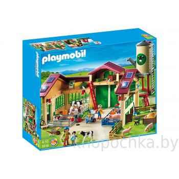 Новая ферма с силосной башней Playmobil 5119