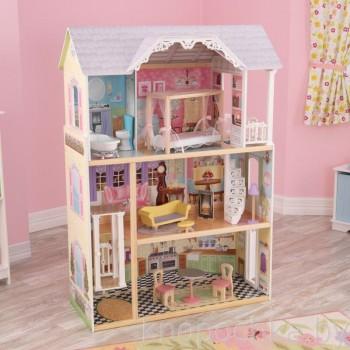 Кукольный домик с мебелью Кайли Kidkraft